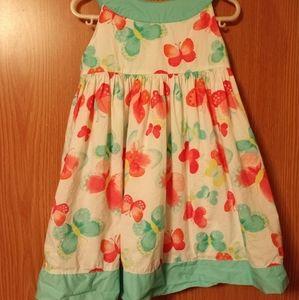 """Little Girls Gymboree Dress"""